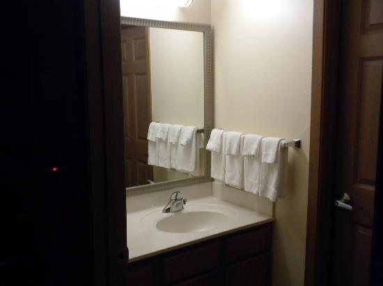TownePlace Suites Detroit Sterling Heights: Sink