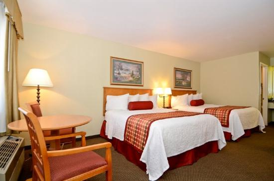 BEST WESTERN PLUS Inn Scotts Valley: Guest Room