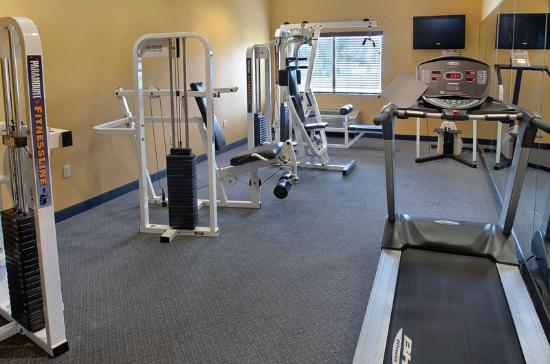 BEST WESTERN Mayport Inn & Suites: Exercise Facility