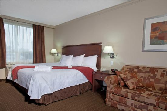 ‪‪BEST WESTERN PLUS Guildwood Inn‬: Guest Room‬