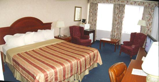 BEST WESTERN Pembroke Inn & Conference Centre: Executive King