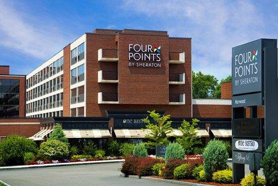 ‪The Four Points by Sheraton Norwood Hotel & Conference Center‬