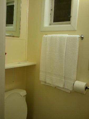 Shaftsbury, VT: small bathroom