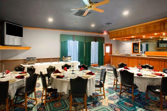 The Eagles Nest: Banquet Room