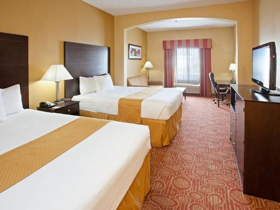 La Quinta Inn & Suites Columbus West - Hilliard: Guest Room