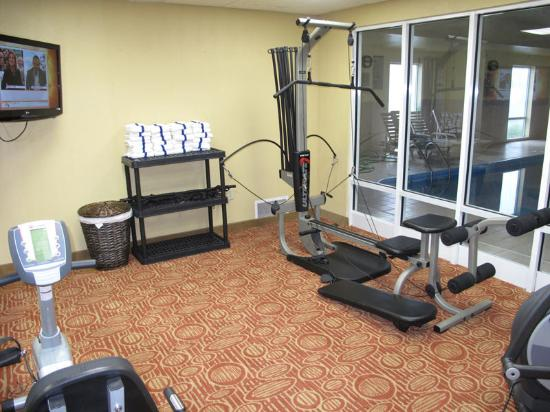 La Quinta Inn & Suites Columbus West - Hilliard: Fitness Center