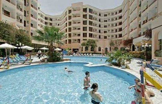 Triton Empire Inn: Empire Hotel  - Swimming pool