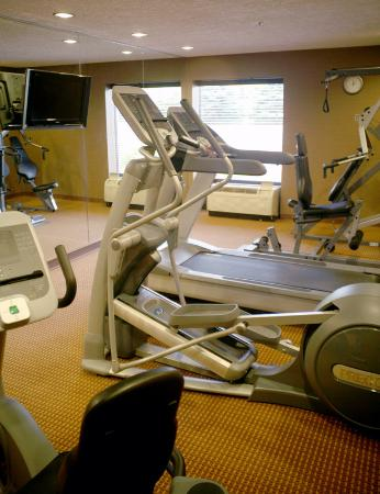 BEST WESTERN Chicagoland - Countryside: Fitness Center