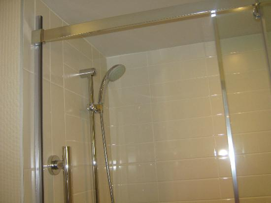 Delta Montreal Hotel: great shower, lots of pressure