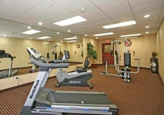 Comfort Suites Greensboro: Exercise facilities