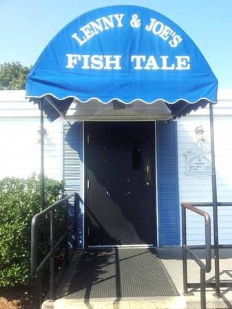 Lenny joe 39 s fish tale westbrook menu prices for Fish tales restaurant