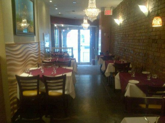 Hidden gem in downtown toronto review of agra fine for Agra fine indian cuisine