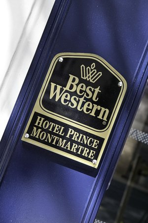 BEST WESTERN Prince Montmartre
