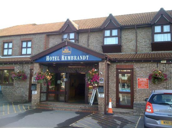 50th birthday party picture of best western hotel - Hotels in weymouth with indoor swimming pool ...
