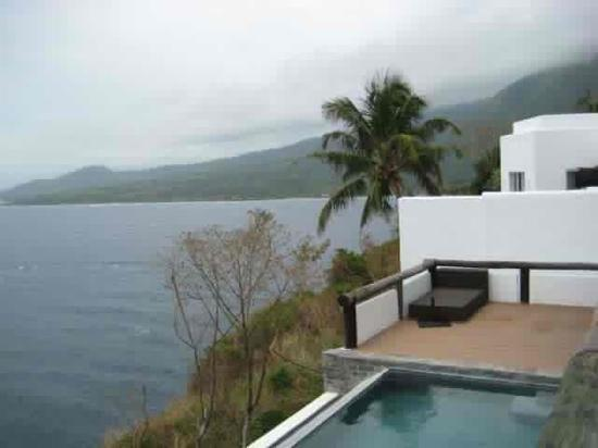 Bellarocca Island Resort and Spa: beautiful view in one of the villas