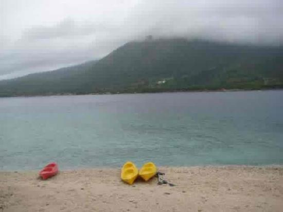 Bellarocca Island Resort and Spa: kayak time