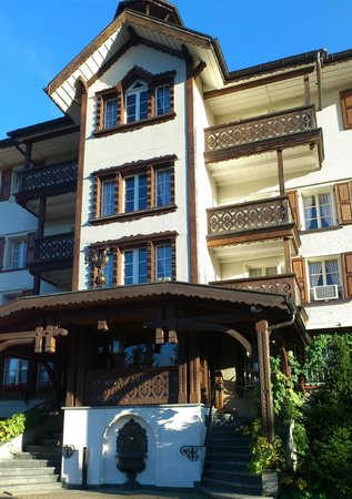 Photo of Romantik Hotel Schwefelberg-Bad