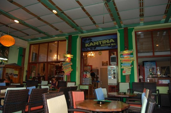 301 moved permanently for Food bar kantina