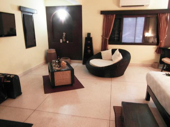 Siddharta Boutique Hotel: Our suite