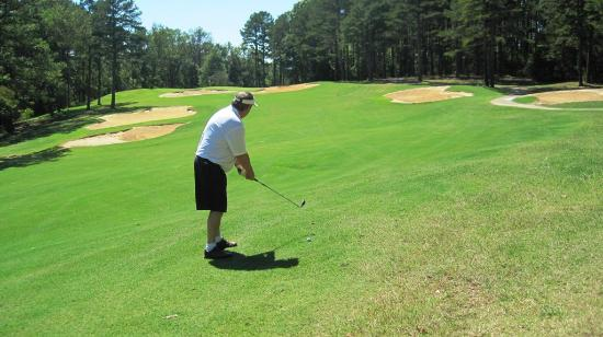 Fairfield Bay, AR: Mountain Ranch course