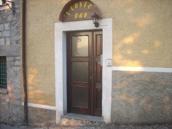 Bed and Breakfast I Coste