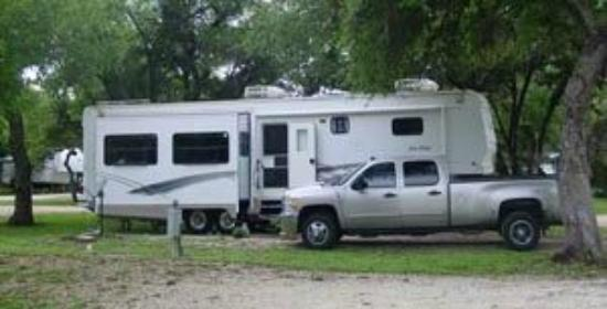 ‪‪Riverside Resort‬: RV Site‬