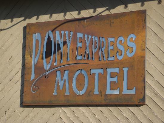 Pony Express Motel: Pony Express