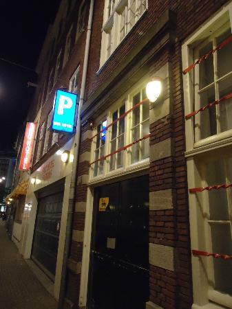 One of the cool theatres further south on nes street for Rho hotel amsterdam