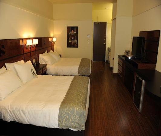 Goderich, Canada: Village Side Double Queen Room