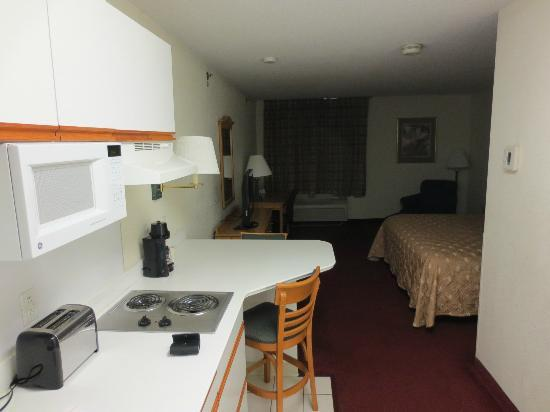 Extended Stay America - St. Louis - Westport - Central: View when you open the door