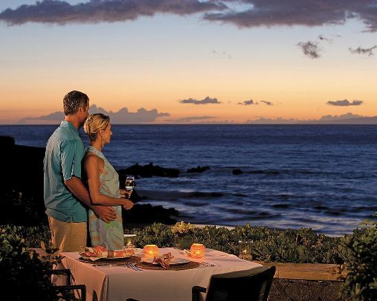 Four Seasons Resort Maui at Wailea: Ultimate Romantic Dinner