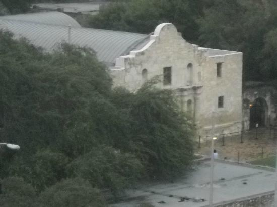 Hotel Indigo San Antonio At The Alamo: view from our room