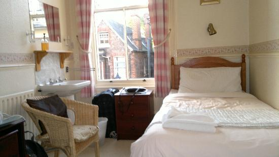 Photo of Tree Tops Guesthouse York