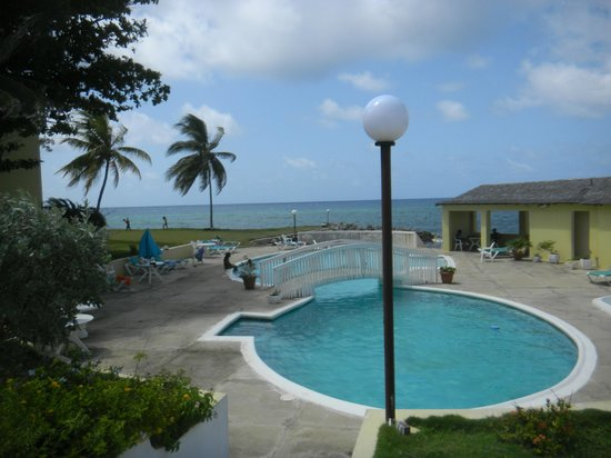 Sea Palms of Ocho Rios: Pool area