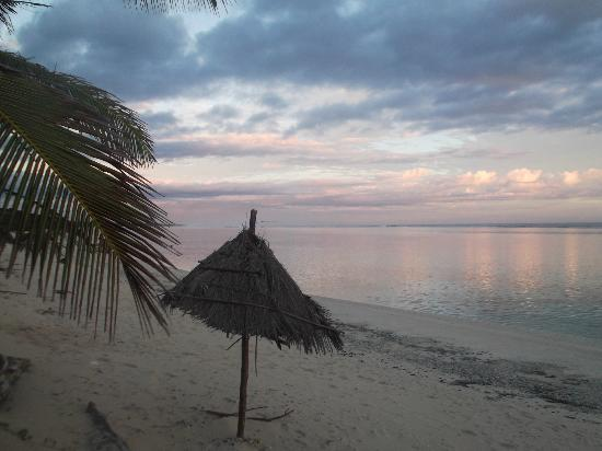 Namuka Bay Lagoon: Sunset