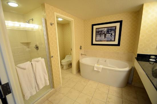 Bathroom With Separate Shower And Large Tub Picture Of