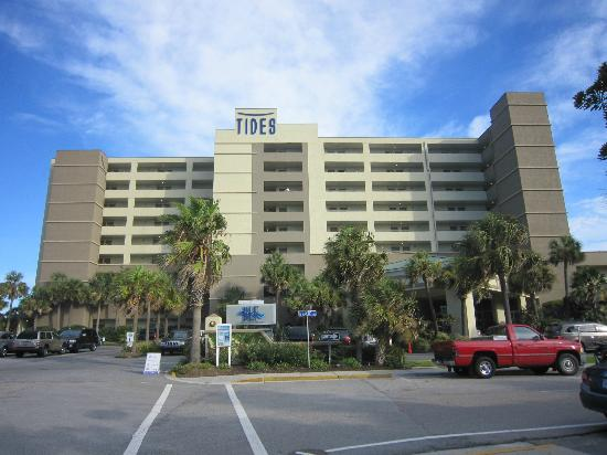 hotel the tides picture of tides folly beach folly. Black Bedroom Furniture Sets. Home Design Ideas