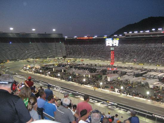 Britol Motor Speedway Night Race Picture Of Bristol