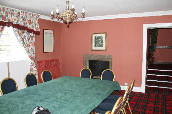 Salutation Hotel: The Prince Charlie room