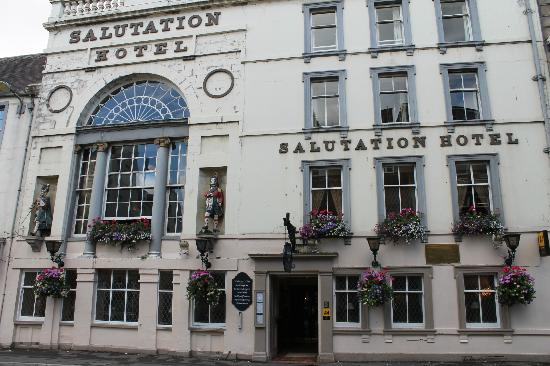 Salutation Hotel: Lovely hotel, needs some TLC