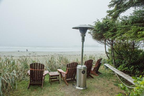 BriMar Bed and Breakfast: chairs to watch sunset