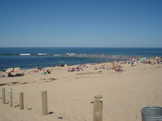 North Of Highland Camping Area: Beach