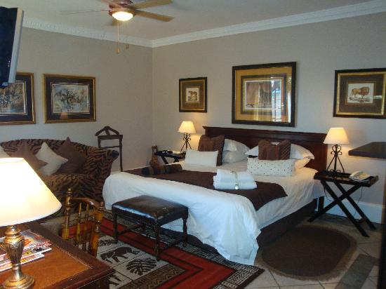 Brighton Lodge Guest House: Animalia room - King or Twin Beds