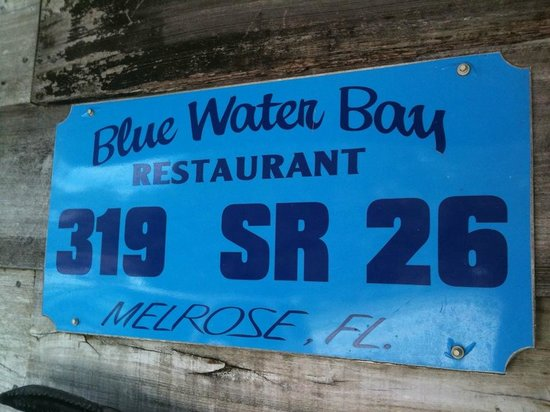 Melrose, FL: Blue Water Bay