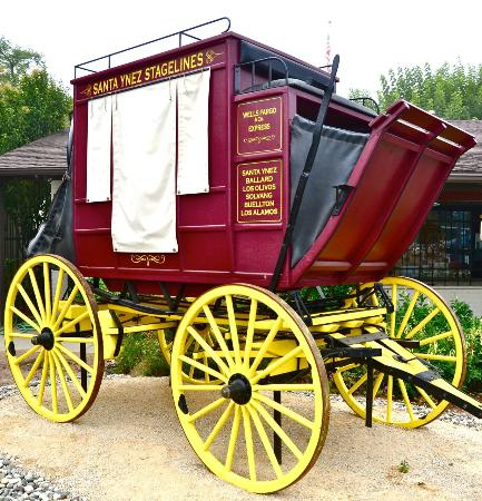 Carriage museum, Santa Ynez, Ca.