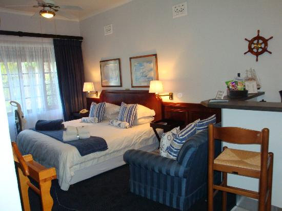 Brighton Lodge Guest House: Nautical Room - King/Twin