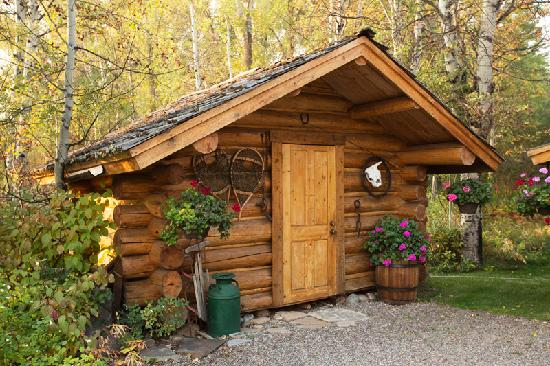 "Wildflower Inn: The ""shed"""