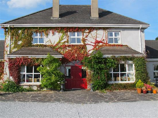 Adare Country House front door