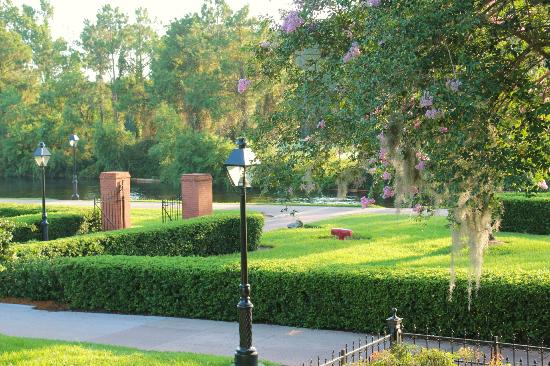 View From The River Picture Of Disney 39 S Port Orleans Resort French Quarter Orlando
