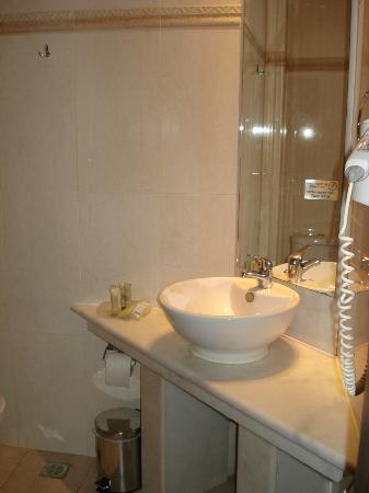Acropolis Museum Boutique Hotel: Bathroom